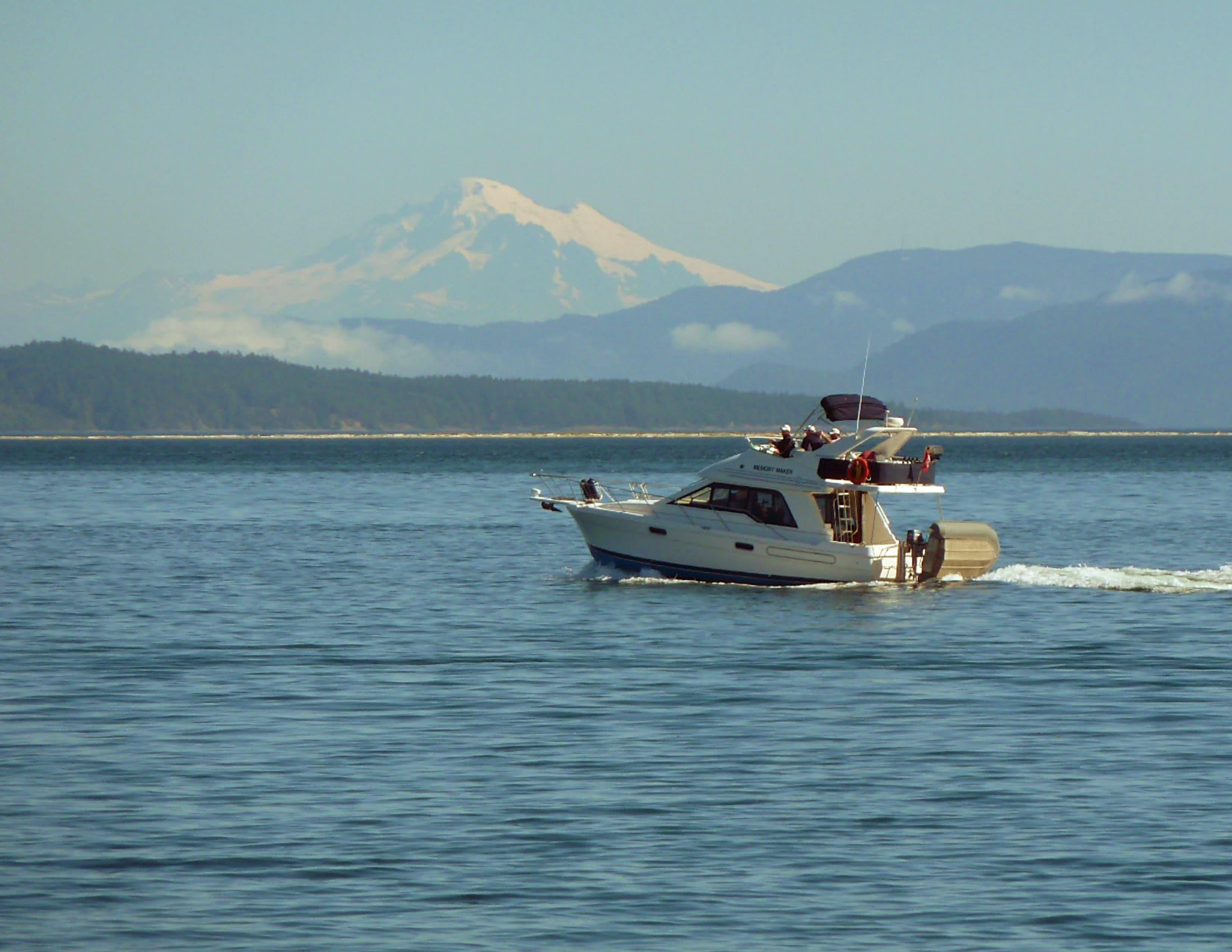 Boat Charters in Victoria BC