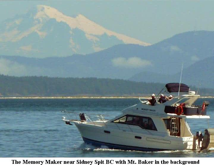 Boat Charters in Sidney, Victoria BC