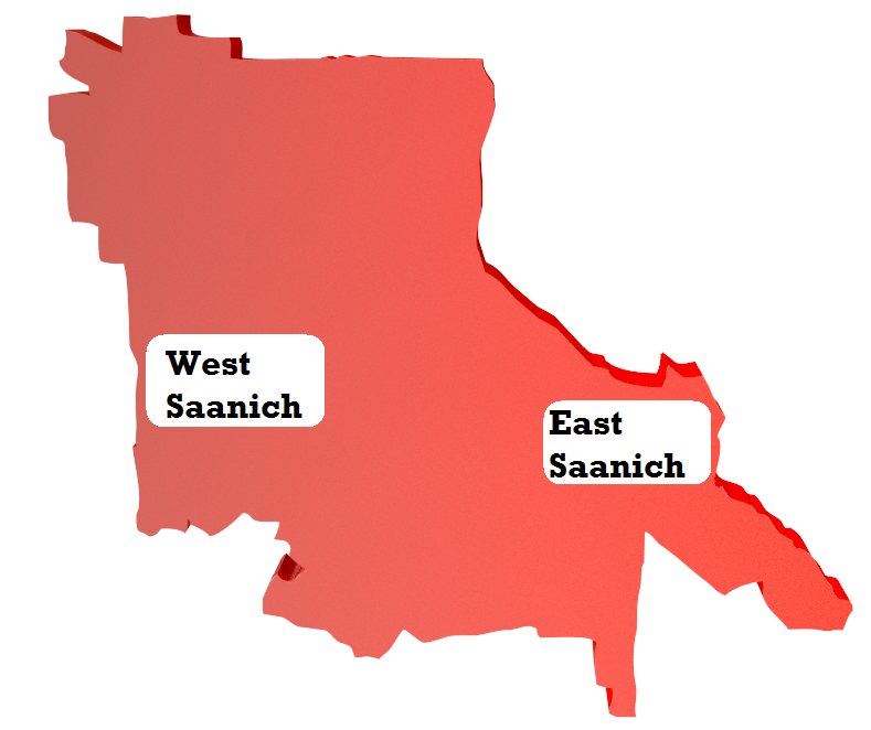 East Saanich and West Saanich