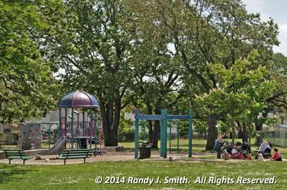 Oaklands Park Victoria BC