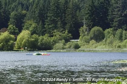 Florence Lake, Langford, BC