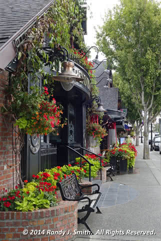 Oak Bay Village, Victoria BC