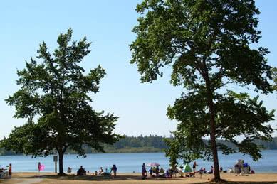Summer Fun at Elk Lake, Victoria BC