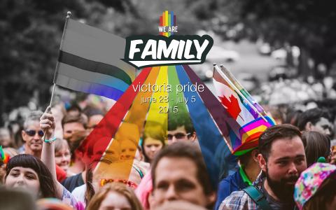 Victoria Pride Parade 2015