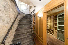 Ardmore Hall Wine Cellar