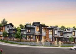 Westhills BC Small Footprint Homes