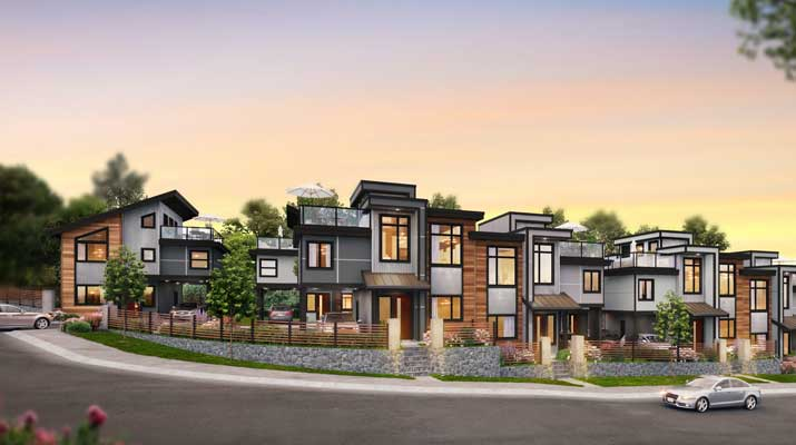 Westhills BC Small Footprint Homes