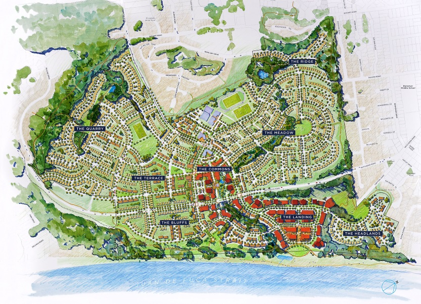 Royal bay Site Plan